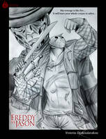 Remake Freddy vs Jason by Fairloke