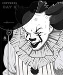 INKTOBER DAY 2 - PENNYWISE