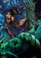 Lord of the jungle by jel