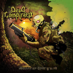 Dead Conspiracy - Abomination Underground Vinyl
