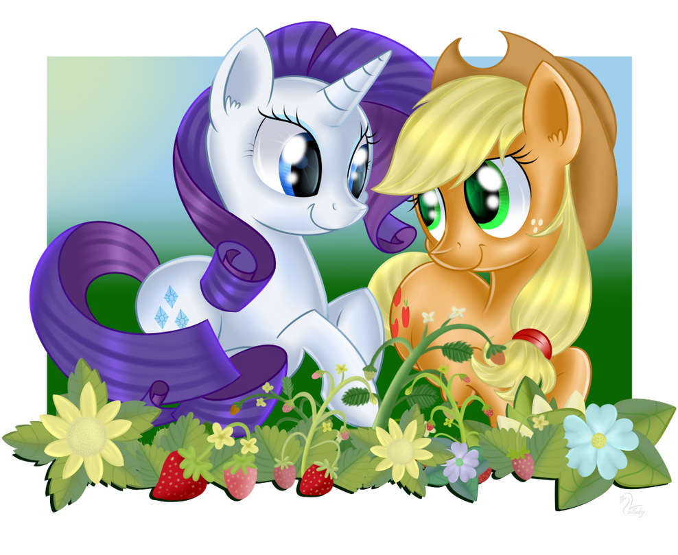Always together by SwanLullaby