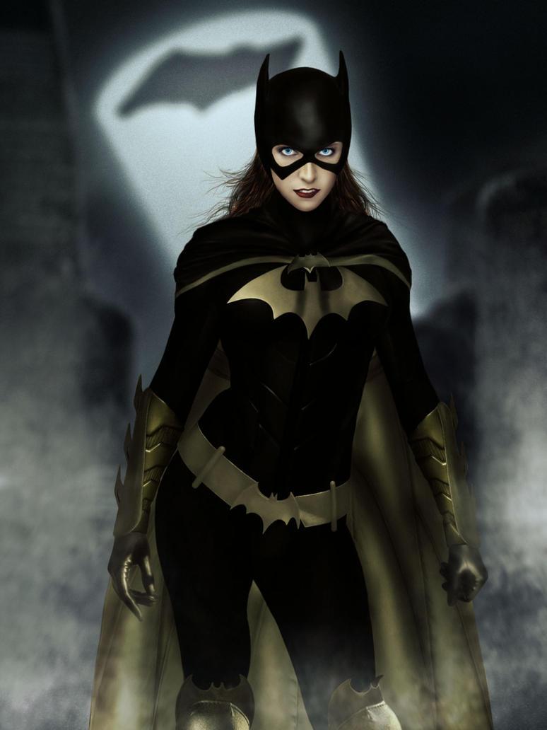 Batgirl-poster by ricktimusprime0825