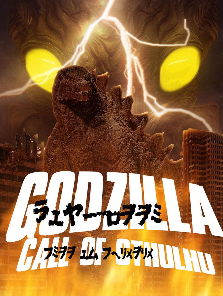 Godzilla-Call-of-Cthulhu by ricktimusprime0825