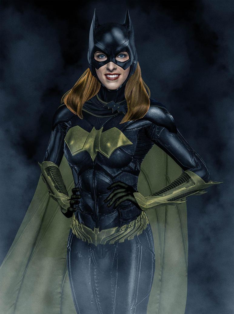 Anna Kendrick Batgirl 01 by ricktimusprime0825