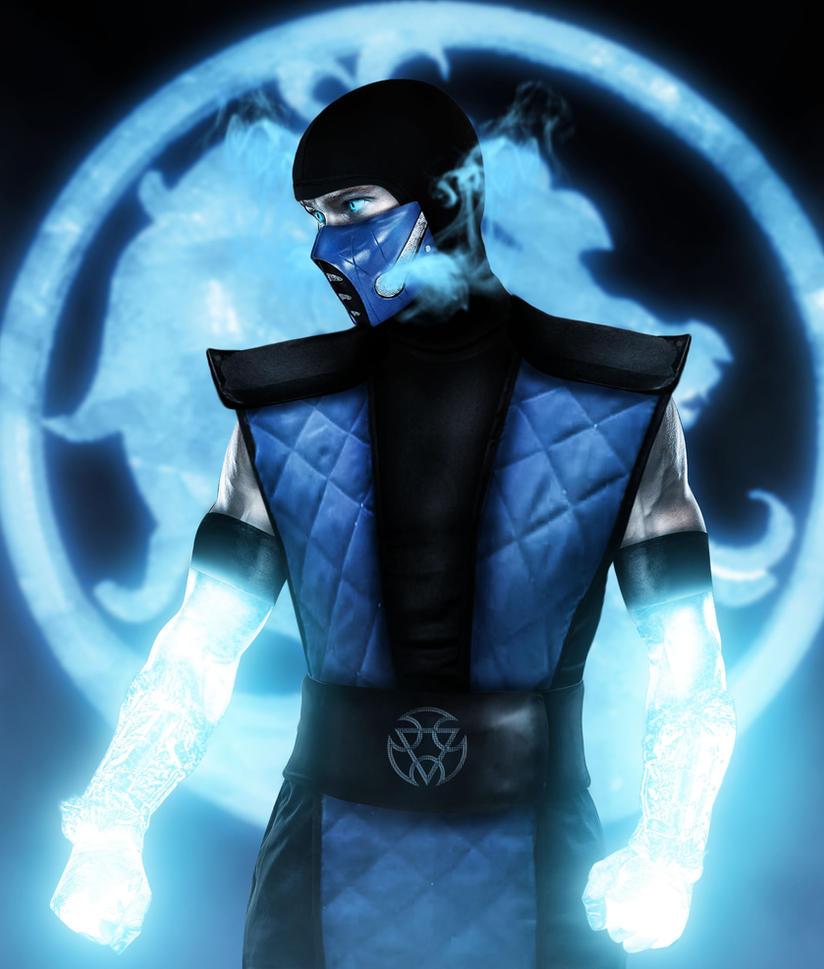 Mortal Kombat Sub Zero by ricktimusprime0825