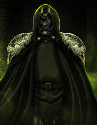 Doctor Doom by ricktimusprime0825