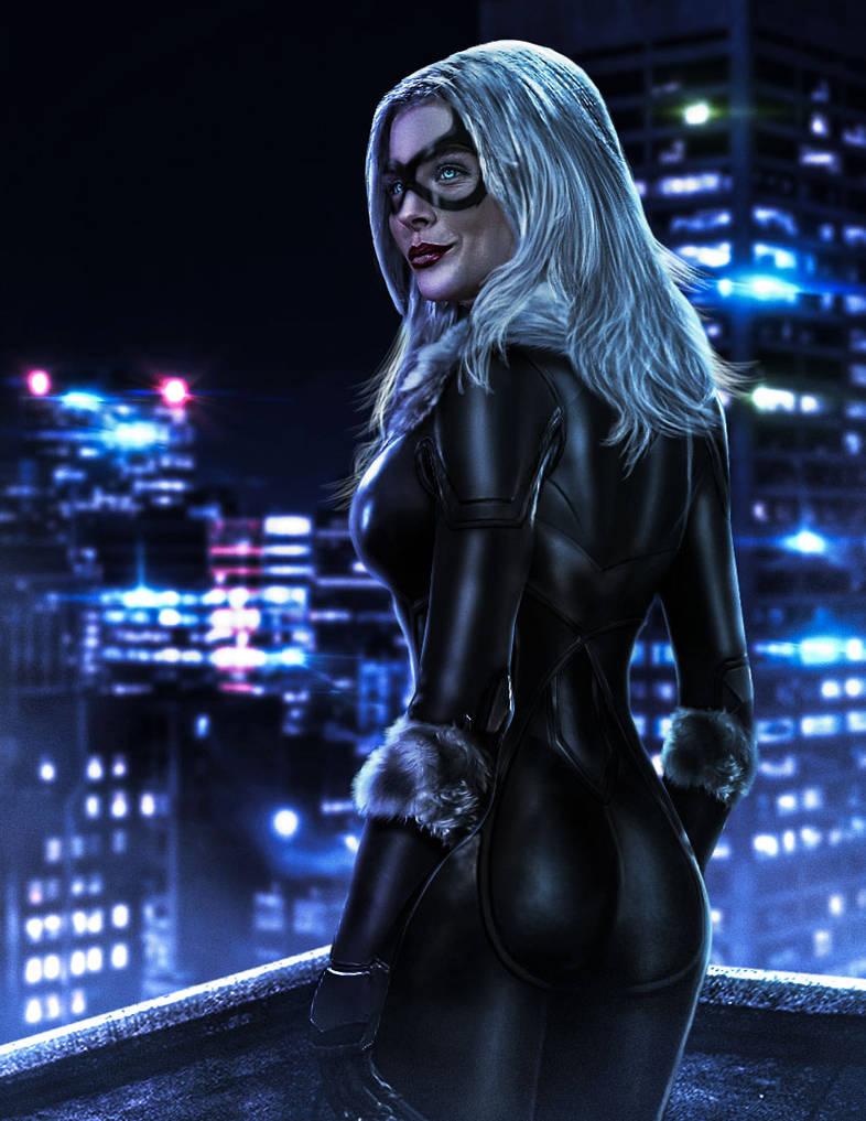 Chloe-Moretz-Black-Cat-2 by ricktimusprime0825