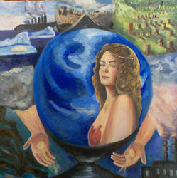 Self Centered-Self Destruction by zentrain