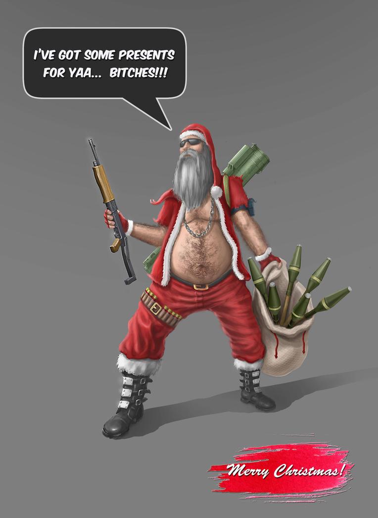 Santa Ass 81