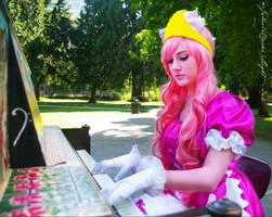 Princess at the Piano