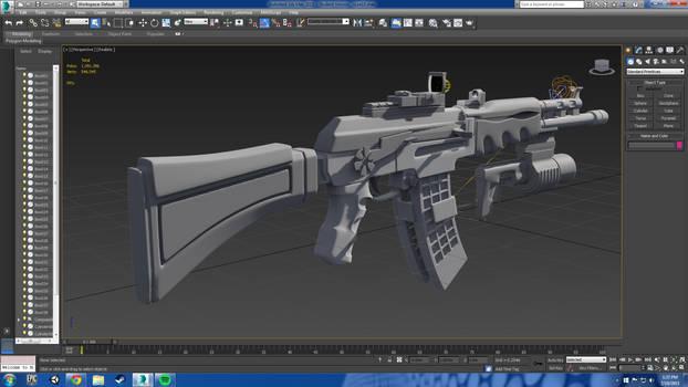 Rifle (WIP)