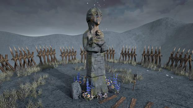 Fleshling Idol (UE4)