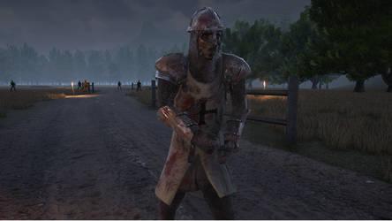 Undead Crusader (WIP)