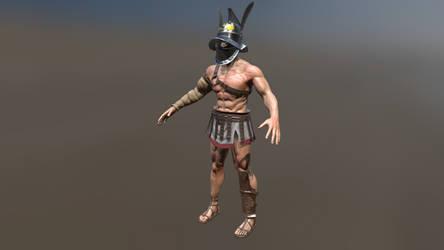 Gladiator Game Model
