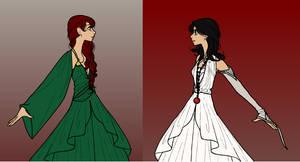 Broken Empire Trilogy: Katherine and Miana
