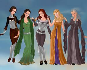 War of Five Kings: Genderswap
