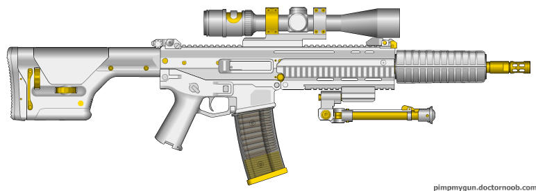 S.O.L.A Weaponry.