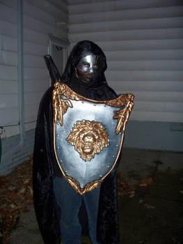 My halloween costume