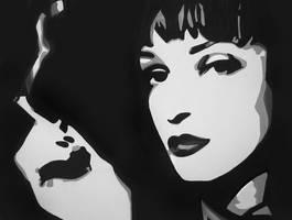 Pulp Fiction by Sophie-Adamson