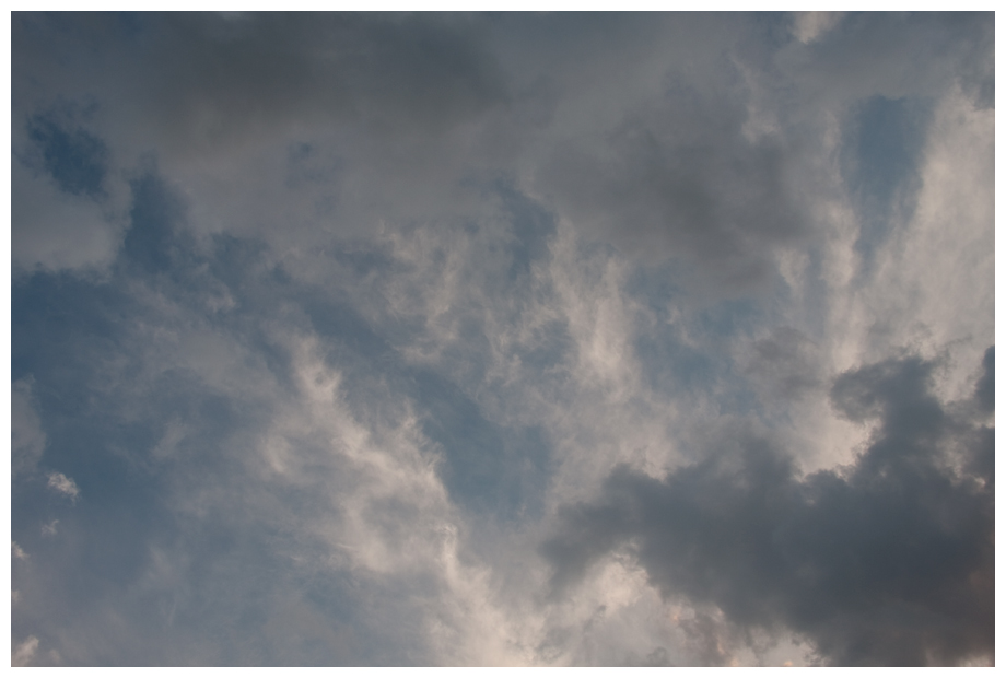 Clouds Over Yorktown I by ahedrick201