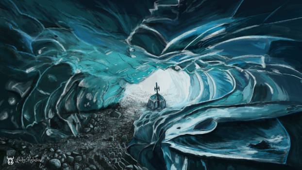 Fantastic Ice Cave