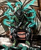 Dr Doom Fan Art