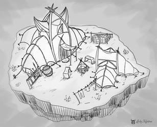 Small Demon camp