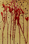 Blood Splatter 1