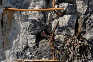 Concrete and Rods by KameleonKlik
