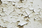 Peeling Paint on Concrete 2