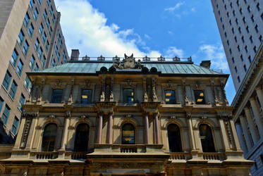 Molson Bank Building by KameleonKlik