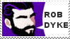 Rob Dyke stamp by Deertine