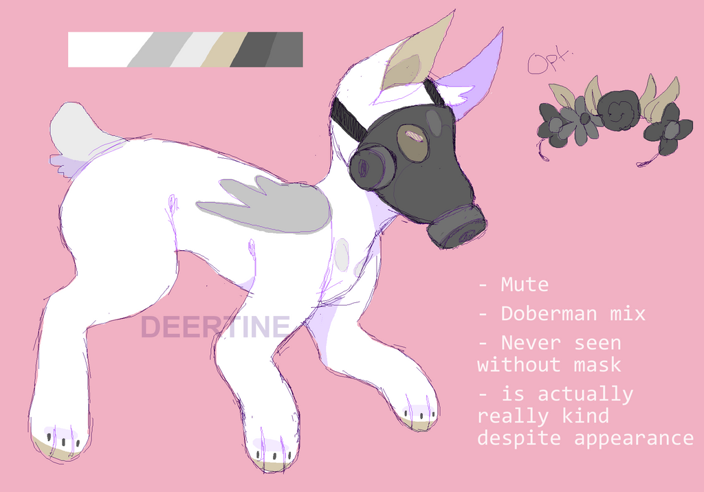 Apocalypse (UP FOR OFFER) by Deertine