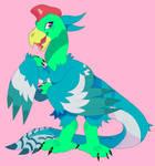 Oviraptor bby