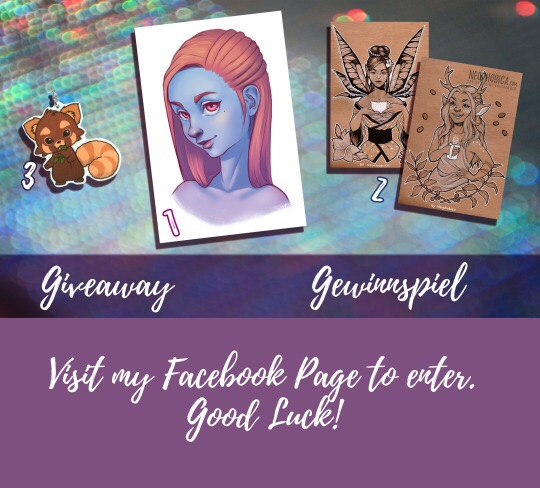 Join my Facebook Give Away by neophobica