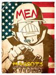 Men or Maggots