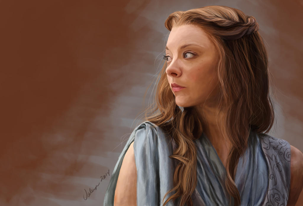Realismo........... Margaery_tyrell__game_of_thrones_by_russianval-d7ayfcp