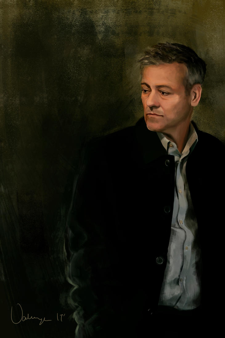 Greg Lestrade by RussianVal