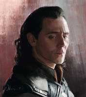Loki by RussianVal