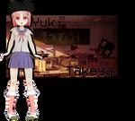[ MMD - MOTME ] Yuki Takeya