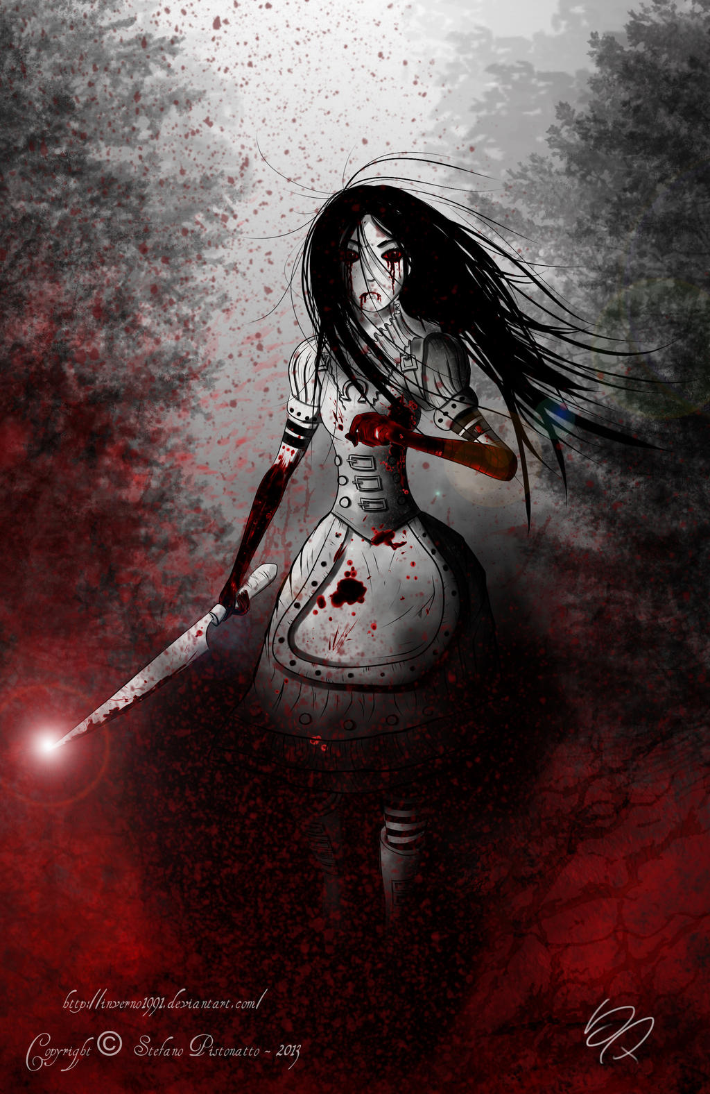Alice Madness Returns by Pistefix