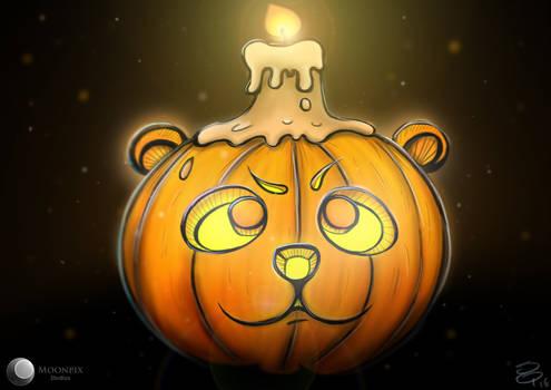 Halloween's Pandpkin