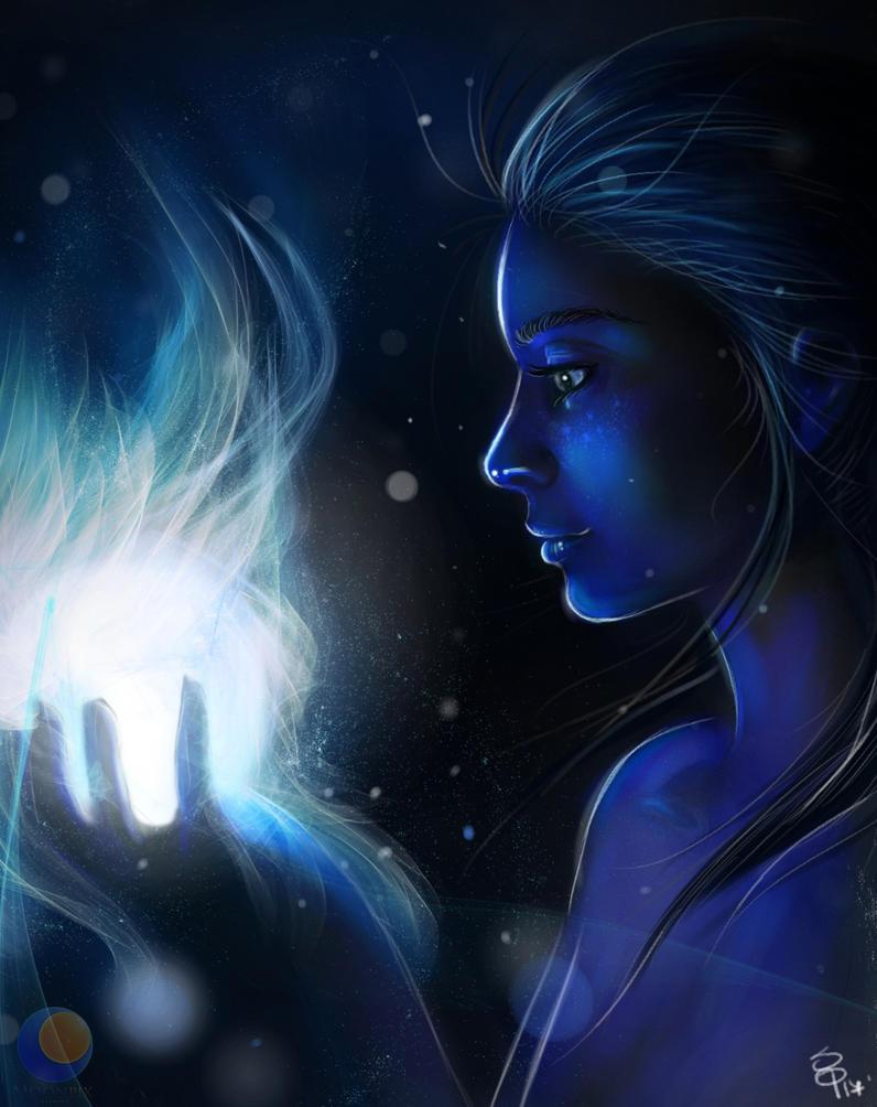 Dark Blue by Moonpix-Studios