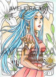 magic by Aveleira-Art