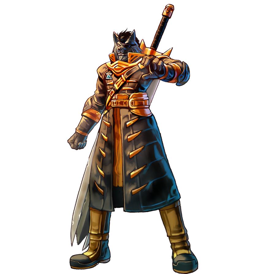 General Lykos by GleamingScythe