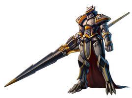 Salvatican Knight