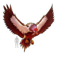 Gryphus - Giant Condor by GleamingScythe