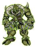Divine Golem Asterion