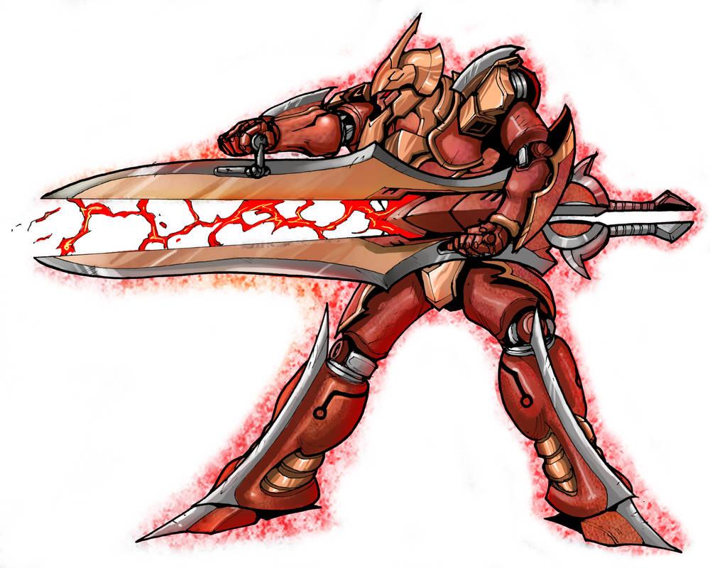 Talos Sword 'Gun' Mode by GleamingScythe on DeviantArt