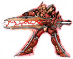 Talos Sword 'Gun' Mode